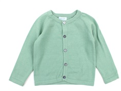 Noa Noa Miniature cardigan granite green